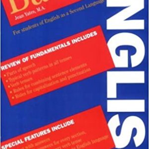 Master the Basics: English (Master the Basics Series) 2nd Edition