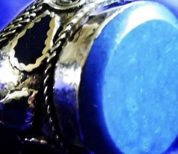 Aureola of Almighty Herculean Puissance - DJINN RING GODLIKE POWER