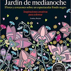 Jardín de medianoche (Inspiraciones C.) (Inspiraciones creativas) (Spanish Edition)