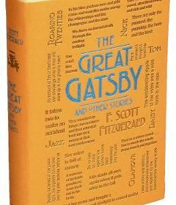 The Great Gatsby and Other Stories (Word Cloud Classics) Flexibound