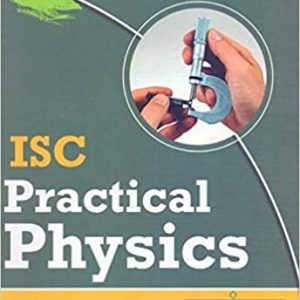 ISC Practical Physics Class - 12 Paperback