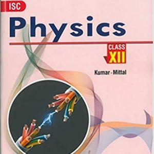 Nootan ISC Physics - XII Paperback