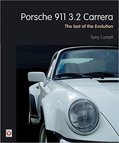 Porsche 911 3.2 Carrera: The Last of the Evolution Hardcover