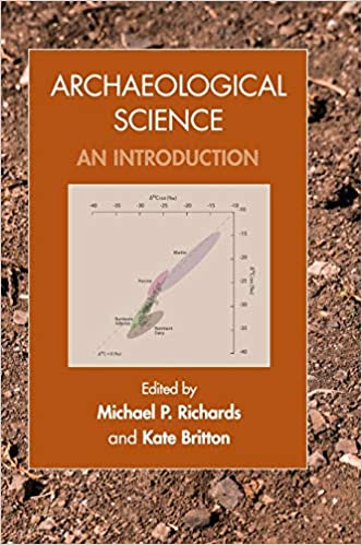Archaeological Science An Introduction Paperback